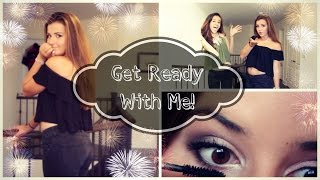 Get Ready With Me: Night Out!
