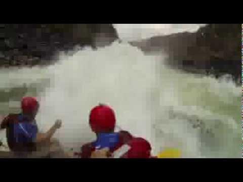Zambezi Grade 5 Whitewater Rafting