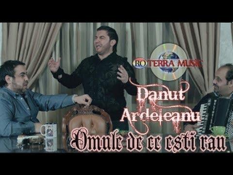 Danut Ardeleanu - Omule de ce esti rau + Colaj Muzical - Alex Kojo