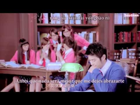 Popu Lady - Lady First MV Subs Español Karaoke Pinyin Chinese 1080p