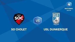 Cholet vs Dunkerque full match