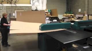 Harrier Short Run Cardboard Box Making Machine