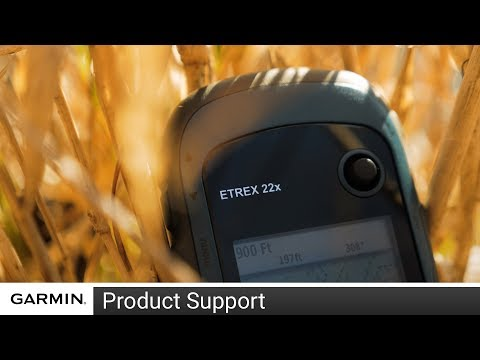 Support: Getting Started With The ETrex® Series