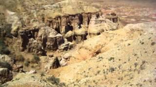 Tomahawkman - Falaises de Tsagaan Suvarga (Désert de Gobi) / Cliffs of Tsagaan Suvarga (Gobi Desert)