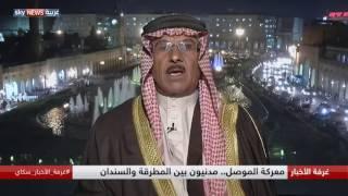 معركة الموصل.. مدنيون بين المطرقة والسندان