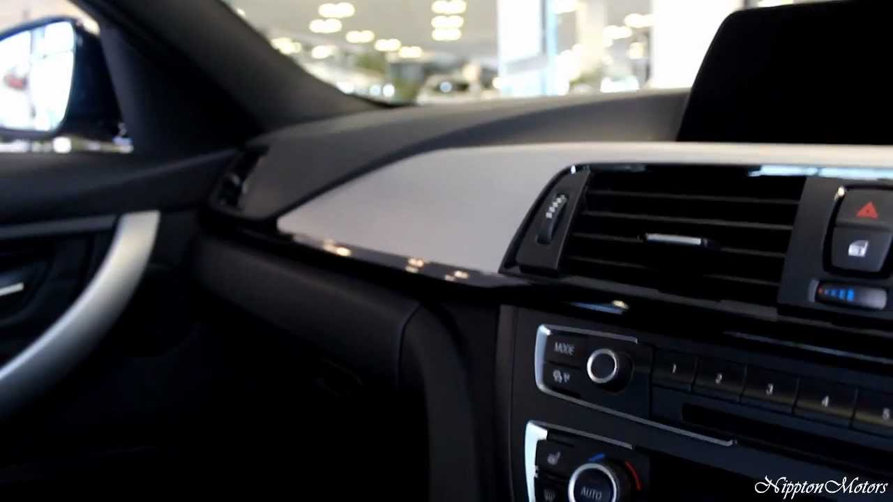 Review Hd Interieur 2013 Bmw 3 Series (f30) Interior Review - In Detail (720p