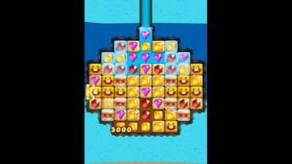 Diamond Digger Saga Level 1078 - NO BOOSTERS