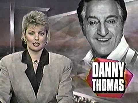 Broadcast Television Pioneers - Danny Thomas (and Sheldon Leonard) tribute