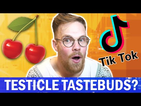 Can Your Testicles Taste? (TikTok Trend)