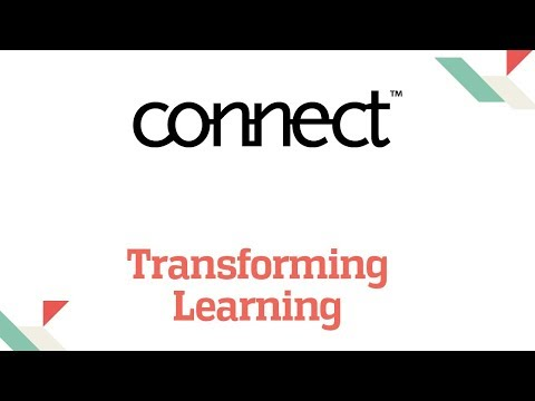 Transforming Learning - Connect from McGraw-Hill Education
