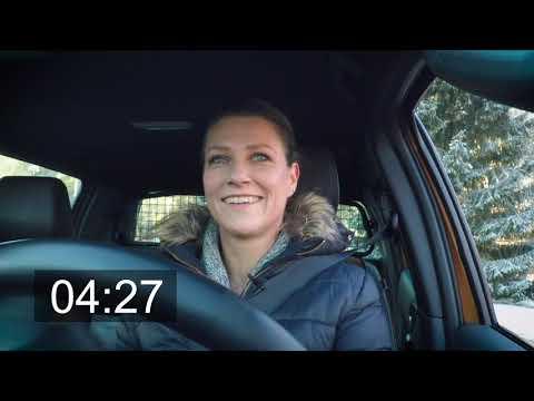 #Hest360FordChallenge Er du Norges beste til å rygge med henger?