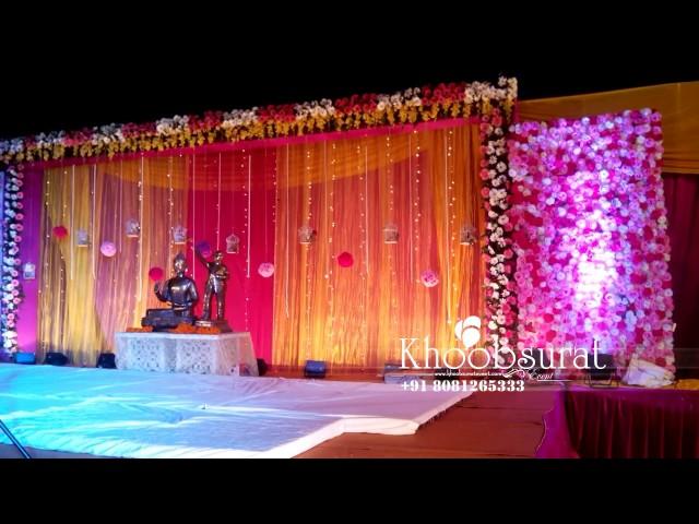 khoobsurat wedding decoration