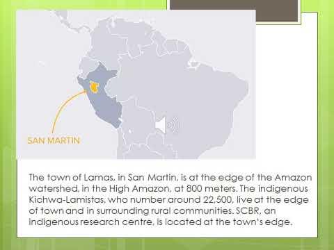 Creating 'terra Preta' Soils In High Amazon Peru - Jeremy Caradonna