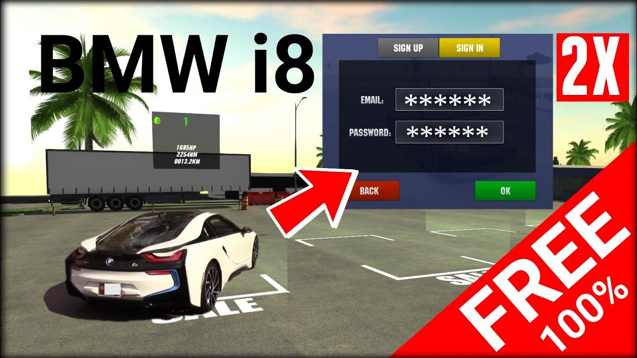 NEW BMW i8 GIVEAWAY in Car Parking Multiplayer  | SPECIAL 30K SUBSCRIBERS