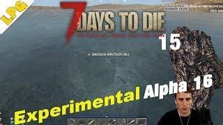 7 Days to Die Alpha 16 deutsch [15] Wir wollen ein Minibike bauen & Airdrop [Random Gen|7dtd|german]