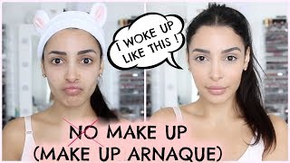 MAKE UP NO MAKE UP⎮Maquillage qui ne se voit pas !