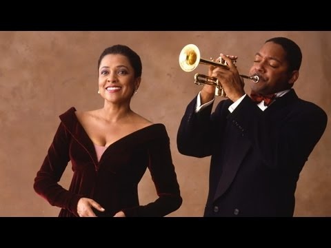 Kathleen Battle & Wynton Marsalis - Baroque Duet - Let the Bright Seraphim