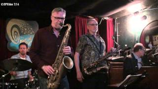 Recorda Me - Senensky, LaBarbera, MacDonald, Riley at The Orbit Room