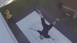 Next level trampoline skills! (People are Awesome)