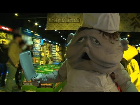 ÉVÉNEMENT Little Nightmares au Micromania La Défense par Marcus