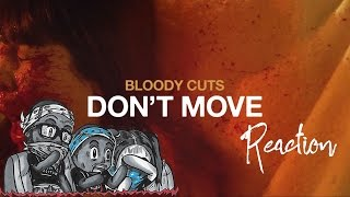 """DON'T MOVE"" (short horror film) Reaction"
