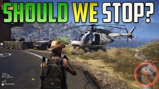 Ghost Recon Wildlands: Should We STOP Playing Wildlands...?