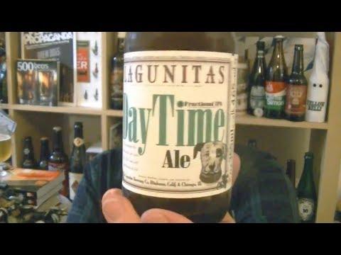 Lagunitas Brewing Co. - DayTime Ale - HopZine Beer Review