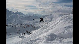 Открытие горнолыжного сезона 2020 2021 на Эльбрусе