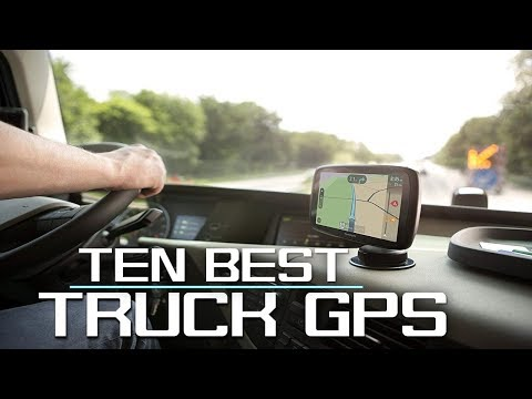 Best GPS 2019 For Truck Driver