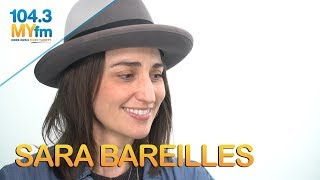 Sara Bareilles Talks 'Amidst The Chaos', Touring, The Resurgence Of Broadway Musical & More