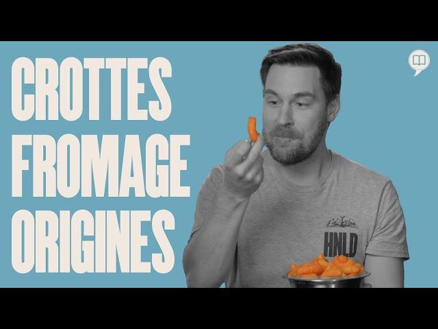 Cheetos: c'est de la nourriture pour animaux ?   L'Histoire nous le dira # 160