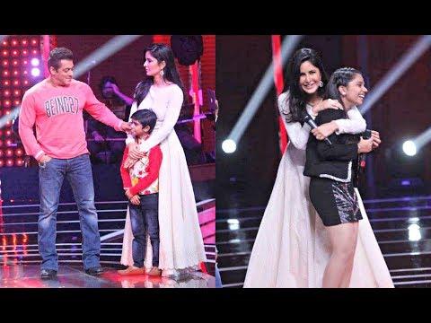 The Voice India Kids Season 2 - Katrina Kaif And Salman Khan Dance