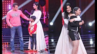 The Voice India Kids Season 2 - Katrina Kaif And Salman Khan Dance