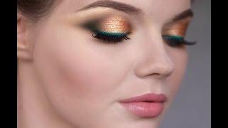 Вечерний макияж в карандашной технике(Вечерний макияж в карандашной технике видеоурок от Анастасии Александрович. В макияже использована каранд..., 2014-07-22T19:15:46.000Z)
