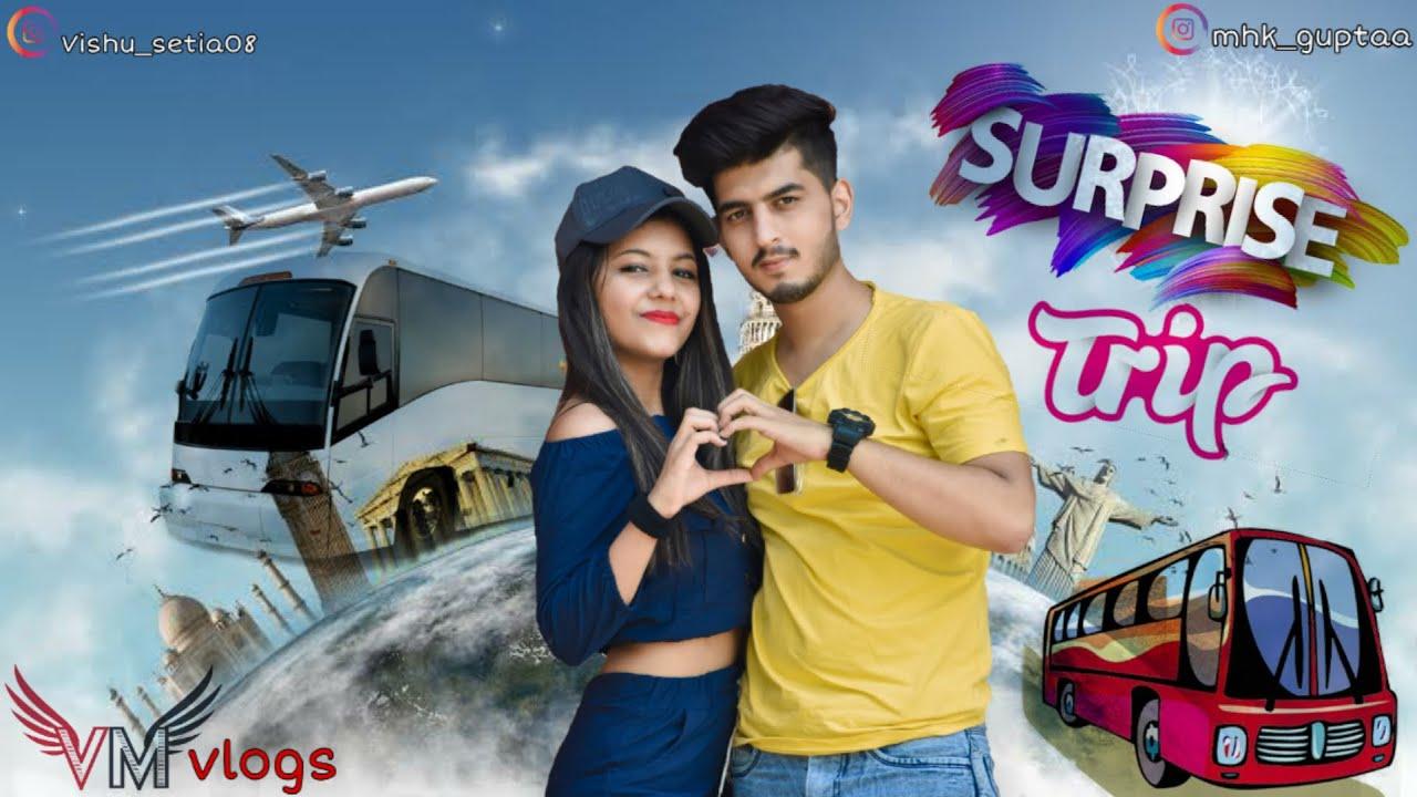 Download Suprise Trip Vlog | Bus Journey Post Lockdown | Mehak Gupta | Vishu Setia | Vm Vlogs