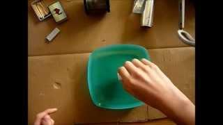 Wie kann man einen Kompass selber bauen?