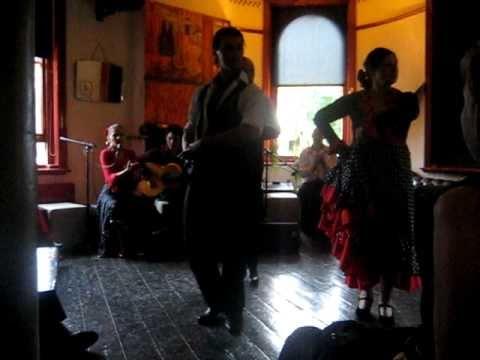 Flamenco dance - EXTRAVAGANZA show