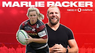 Breaking Through with Saracens and England's Marlie Packer