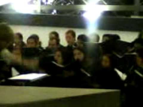 Dirat On-  Poem by Rainier Maria Rilke - Music by Morten Lauridsen