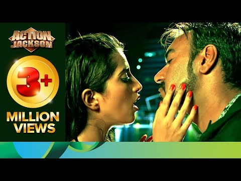 Meet Ajay Devgn In His New Look | Action Jackson | Movie Scene