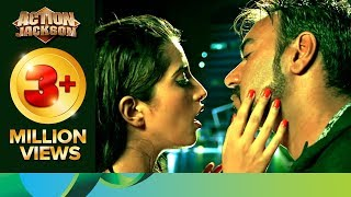 vuclip Meet Ajay Devgn in his new look | Action Jackson | Movie Scene