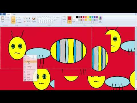 how to use ms paint