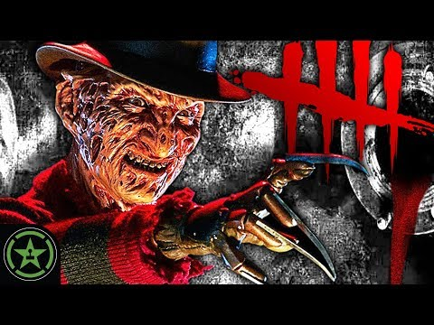 Let's Play - Dead by Daylight: Nightmare on Elm Street