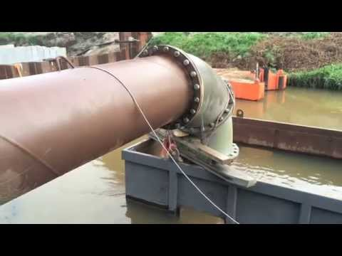 Flood control pumps: Renovation of a pumping station in the Dutch polder