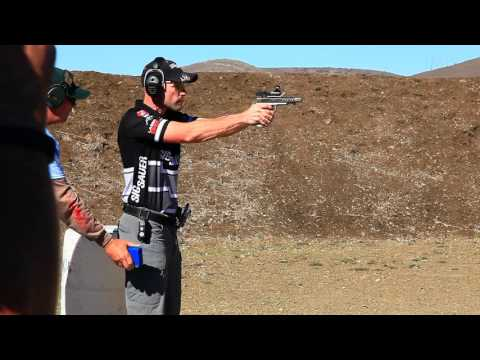 MAX Michel at the 2015 World Speed Shooting Championship in San Luis Obispo.