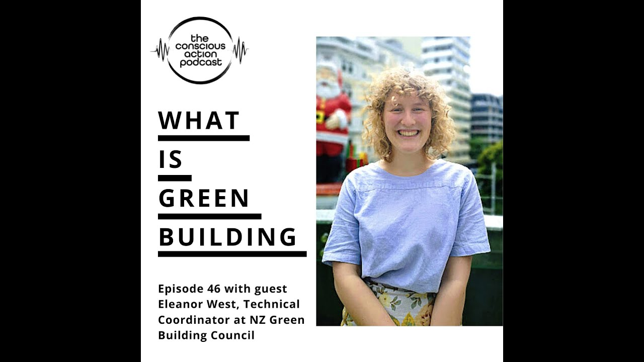 What is Green building with Eleanor West