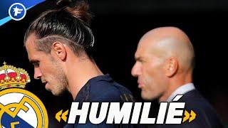 La mise à l'écart de Gareth Bale par Zinedine Zidane fait polémique | Revue de presse