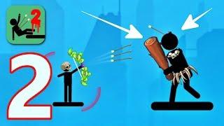 The Archers 2 Upḋate - Giant Boss Battle - Gameplay Walkthrough 2019 FHD (Part 2)