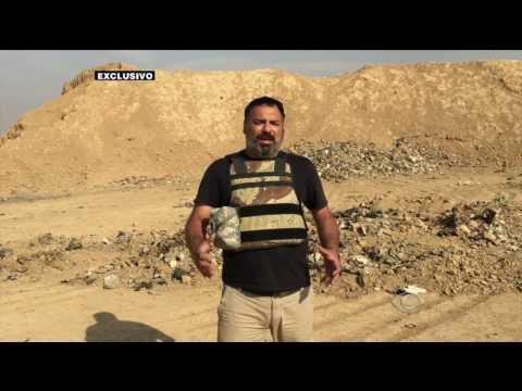 Governo iraquiano fecha cerco contra o Estado Islâmico