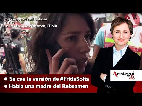 Aristegui en vivo 21 de Septiembre